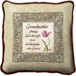 Grandmother Gifts Pillow