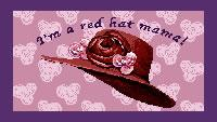 Red Hat Mama Placemat