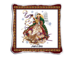 Angel of Glory Pillow