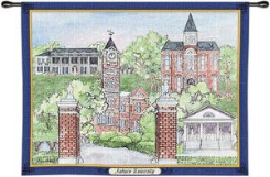 Auburn College Wall Hanging