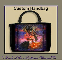 Mask of the Medicine Woman's Purse