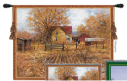 The Homestead Wall Hanging