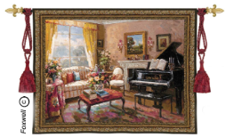 The Music Room Wall Hanging