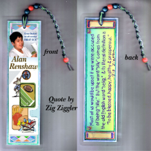 Custom Book Marks and Book Plates